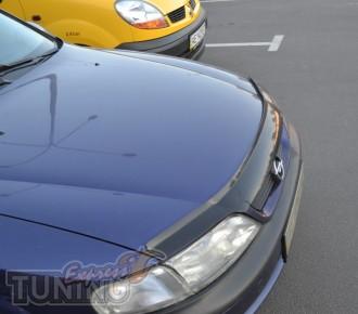 заказать Мухобойка Опель Вектра Б (дефлектор капота Opel Vectra