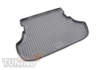 Коврик в багажник Митсубиси Лансер Х V2.0 (автомобильный коврик