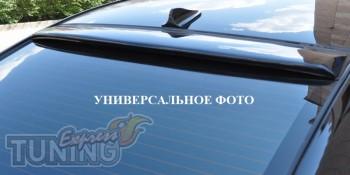 Козырек на заднее стекло Kia Cerato 1 sedan (ветровик заднего ст
