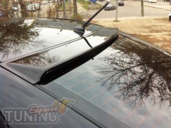 Козырек на заднее стекло Киа Рио 2 седан (ветровик заднего стекл