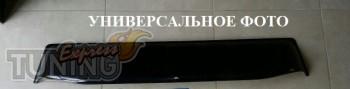 Козырек на заднее стекло Chery Amulet hatchback (ветровик заднег