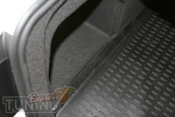 автомобильный ковер в багажник Passat B7 седан