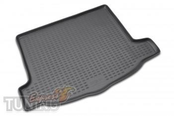 Коврик в багажник Хонда Цивик 8 5Д (автомобильный коврик багажни