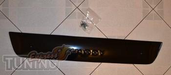 Купить зимнюю решетку бампера Фольксваген Кадди 2010+
