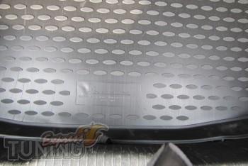 Коврик в багажник Фольксваген Гольф 4 (автомобильный коврик бага