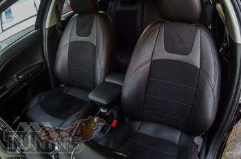 Чехлы Альфа Ромео Джульетта (авточехлы на сидения Alfa Romeo Giu