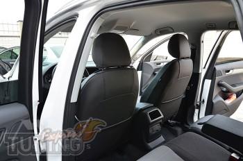 Чехлы в салон Ауди Q5 1 (авточехлы на сидения Audi Q5 1)