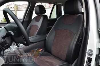 Чехлы БМВ Х5 F15 (авточехлы на сидения BMW X5 F15)