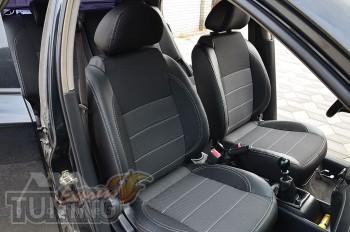 авточехлы на сиденья Chevrolet Aveo T200