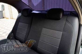 Чехлы в авто Chevrolet Aveo T200)