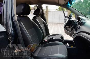 заказать Чехлы Шевроле Авео Т200 (авточехлы на сиденья Chevrolet