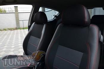 Чехлы Шевроле Авео Т255 хэтчбек (авточехлы на сиденья Chevrolet