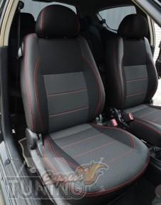 автомобильные чехлы Chevrolet Aveo T255 3D)