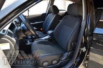 авточехлы на сиденья Chevrolet Evanda