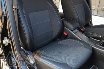 заказать авточехлы на сиденья Chevrolet Evanda)