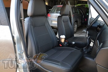 авточехлы на сиденья Chevrolet Niva