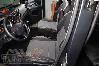авточехлы на сиденья Citroen Berlingo Multispace