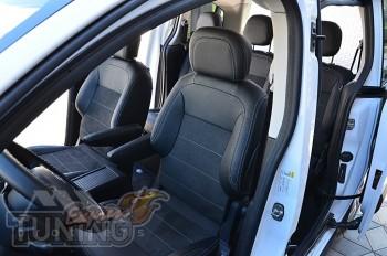 Чехлы Citroen Berlingo Multispace (авточехлы на сиденья Ситроен