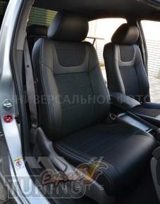 авточехлы на сиденья Ситроен С-Кроссер
