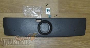 Зимняя накладка на переднюю решетку Фиат Добло 1 (купить накладк