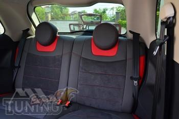 авточехлы на сиденья Fiat 500