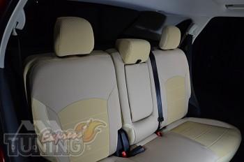Чехлы на сиденья Ford Edge 2