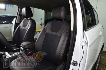 Чехлы на сиденья Ford Escape 3