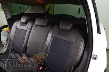 купить Чехлы Форд Эскейп 3 (авточехлы на сиденья Ford Escape 3)
