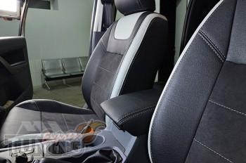 Чехлы для Форд Рейнджер 3 (авточехлы на сиденья Ford Ranger T6)