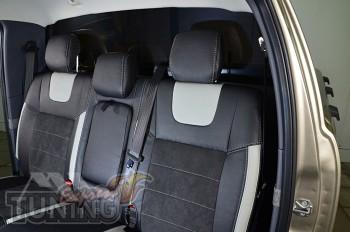 заказать Чехлы Форд Рейнджер 3 (авточехлы на сиденья Ford Ranger