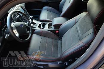 Чехлы для Форд С-Макс 1 (авточехлы на сиденья Ford S-Max 1)
