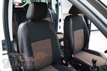 Чехлы Форд Коннект 2 (авточехлы на сиденья Ford Connect 2)
