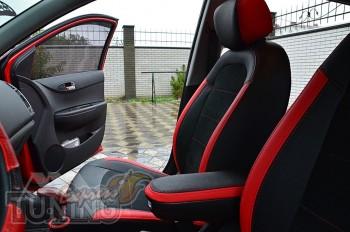 авточехлы на сиденья Hyundai i20 1