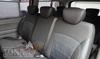 Чехлы для Хендай Н1 пассажир (авточехлы на сиденья Hyundai H1)