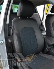 фото Чехлов Kia Sportage 4 (авточехлы на сиденья Киа Cпортейдж 4