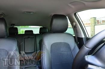 купить Чехлы в салон Киа Cпортейдж 4 (авточехлы сидений Kia Spor