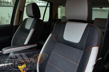 Чехлы Land Rover Freelander 2 (авточехлы на сиденья Ленд Ровер Ф