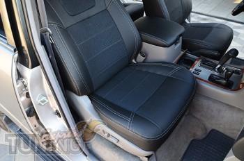 Чехлыв в салон Лексус ЛХ 470 (авточехлы на сидения Lexus LX470)