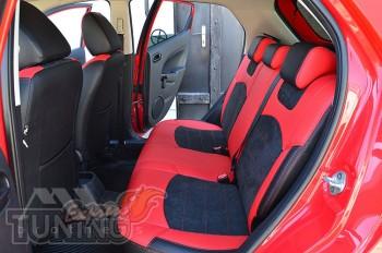 автомобильные Чехлы Mazda 2 DE