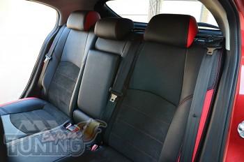 Чехлы на сидения Mazda 3 BM