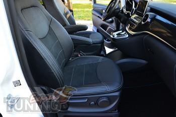 купить Чехлы Mercedes Vito W447 пассажир