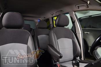 Чехлы в салон Митсубиси Грандис (авточехлы на сидения Mitsubishi