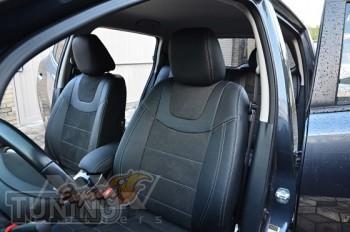 Чехлы Ниссан Лиф (авточехлы на сидения Nissan Leaf)