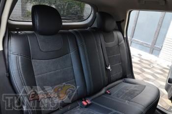 авточехлы на сидения Nissan Leaf