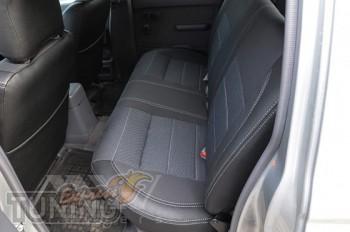 купить Чехлы Ниссан НП 300 (авточехлы на сидения Nissan NP300)