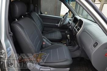 автомобильные Чехлы Nissan NP300