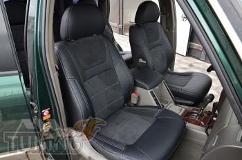 автомобильные чехлы Nissan Patrol Y61