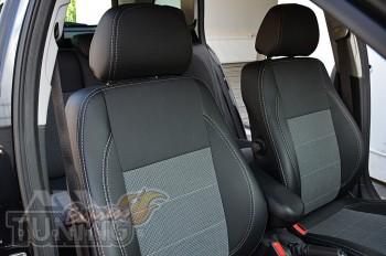 Чехлы Опель Астра H универсал (авточехлы на сиденья Opel Astra H