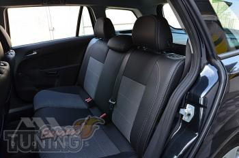 Чехлы в салон Опель Астра H универсал (авточехлы на сиденья Opel