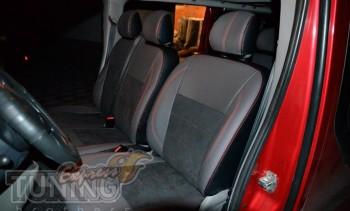 Чехлы на Renault Trafic пассажир
